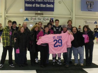 Pink The Rink
